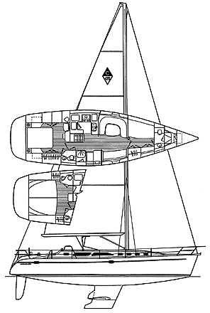 Catalina 470 BoatsalesListing Massachusetts