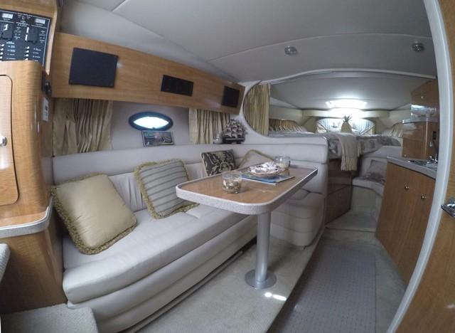 Cabin Forward