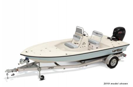 2020 Mako boat for sale, model of the boat is 18 LTS w/ 115ELPT 4S & Image # 1 of 3