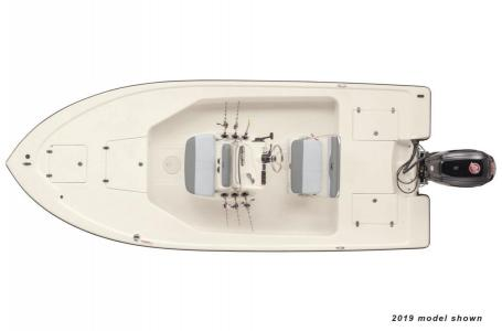 2020 Mako boat for sale, model of the boat is 18 LTS w/ 115ELPT 4S & Image # 2 of 3