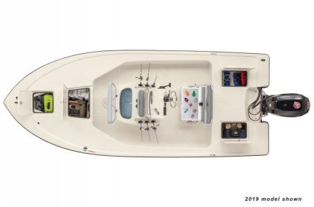 2020 Mako boat for sale, model of the boat is 18 LTS w/ 115ELPT 4S & Image # 3 of 3