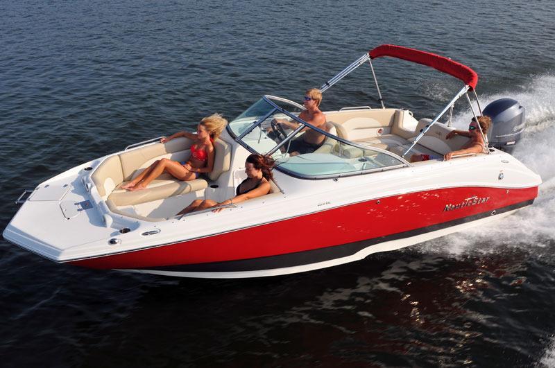 NauticStar223DC Sport Deck