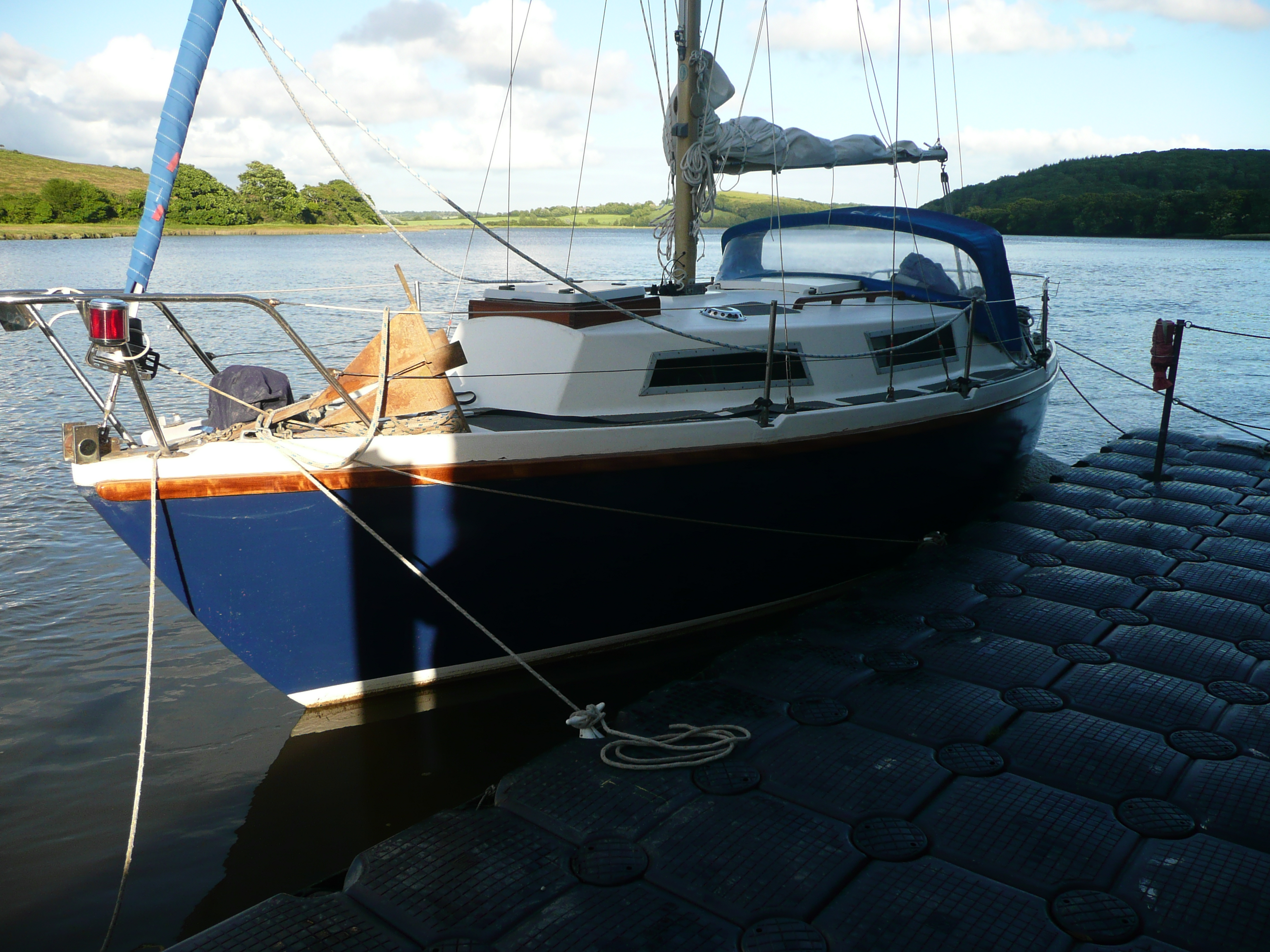 Colvic 26 Sailor Yacht