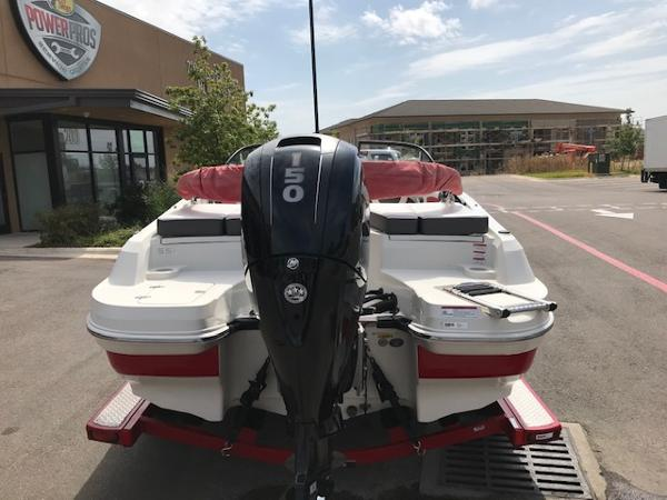 2016 Tahoe boat for sale, model of the boat is 550TF & Image # 3 of 7
