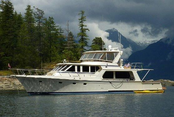 1997 Offshore 62 Pilothouse