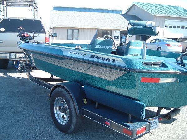 1994 Ranger Boats Sport R70