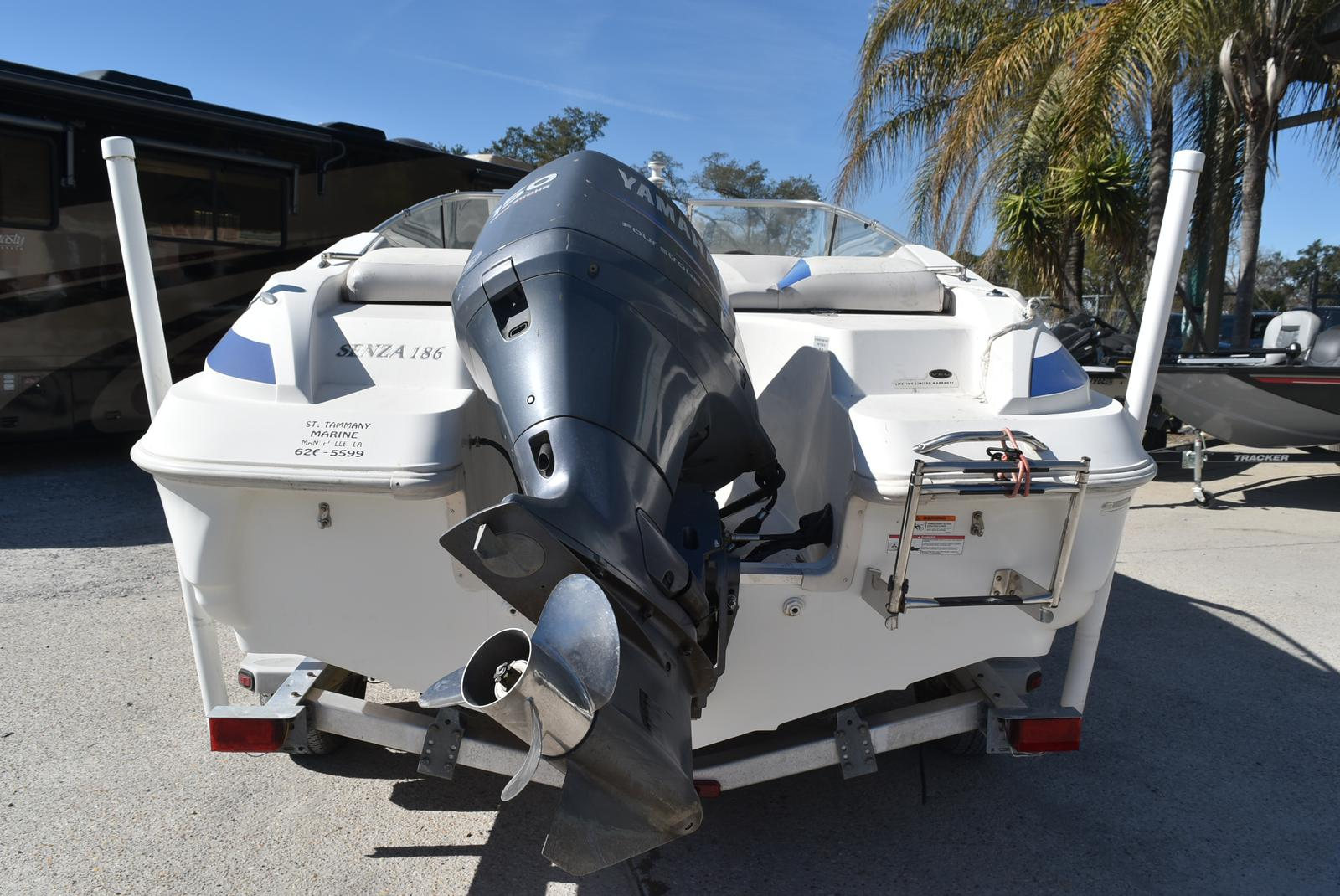 2007 Larson boat for sale, model of the boat is Senza 186 & Image # 15 of 15