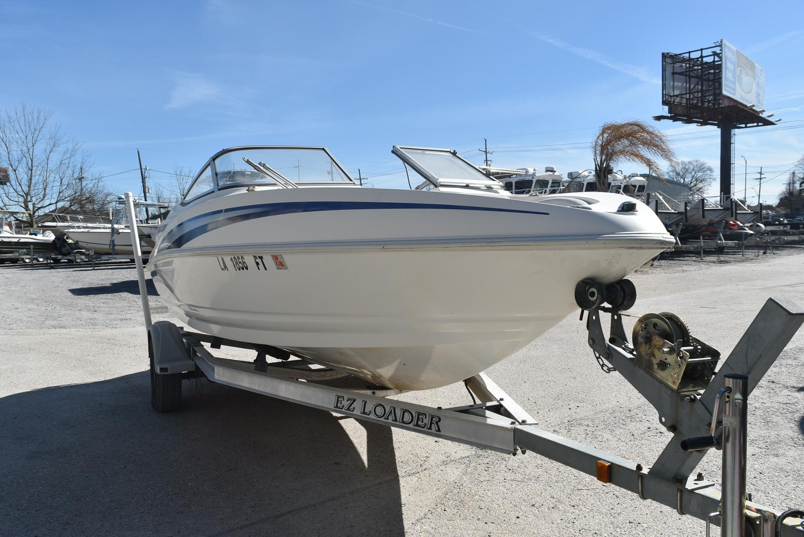 2007 Larson boat for sale, model of the boat is Senza 186 & Image # 9 of 15