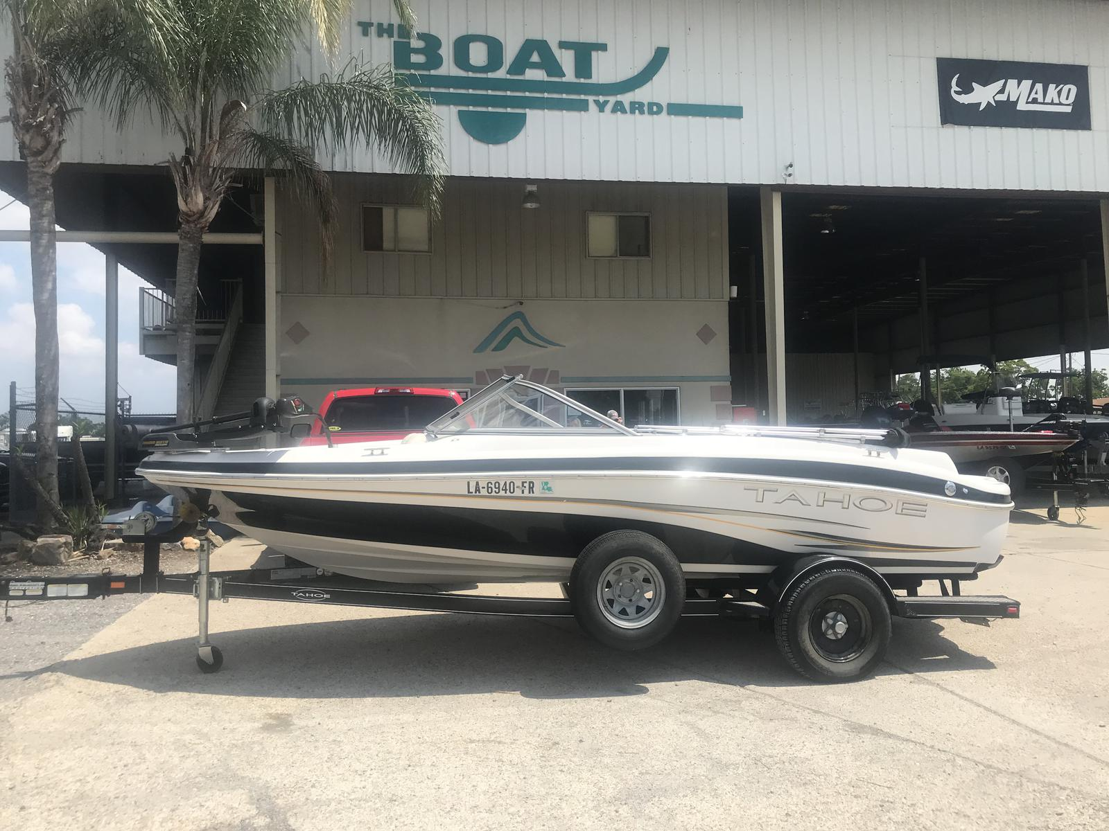 2008 Tahoe boat for sale, model of the boat is Q4i SF & Image # 1 of 14