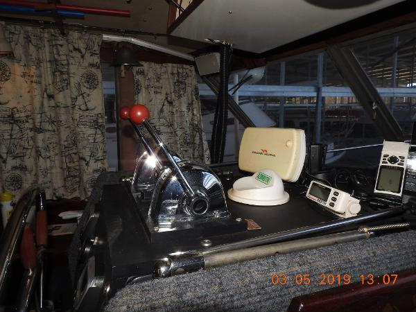 1969 Chris Craft boat for sale, model of the boat is Crusader & Image # 12 of 20