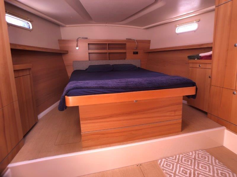 Hanse 495 -- Cabin