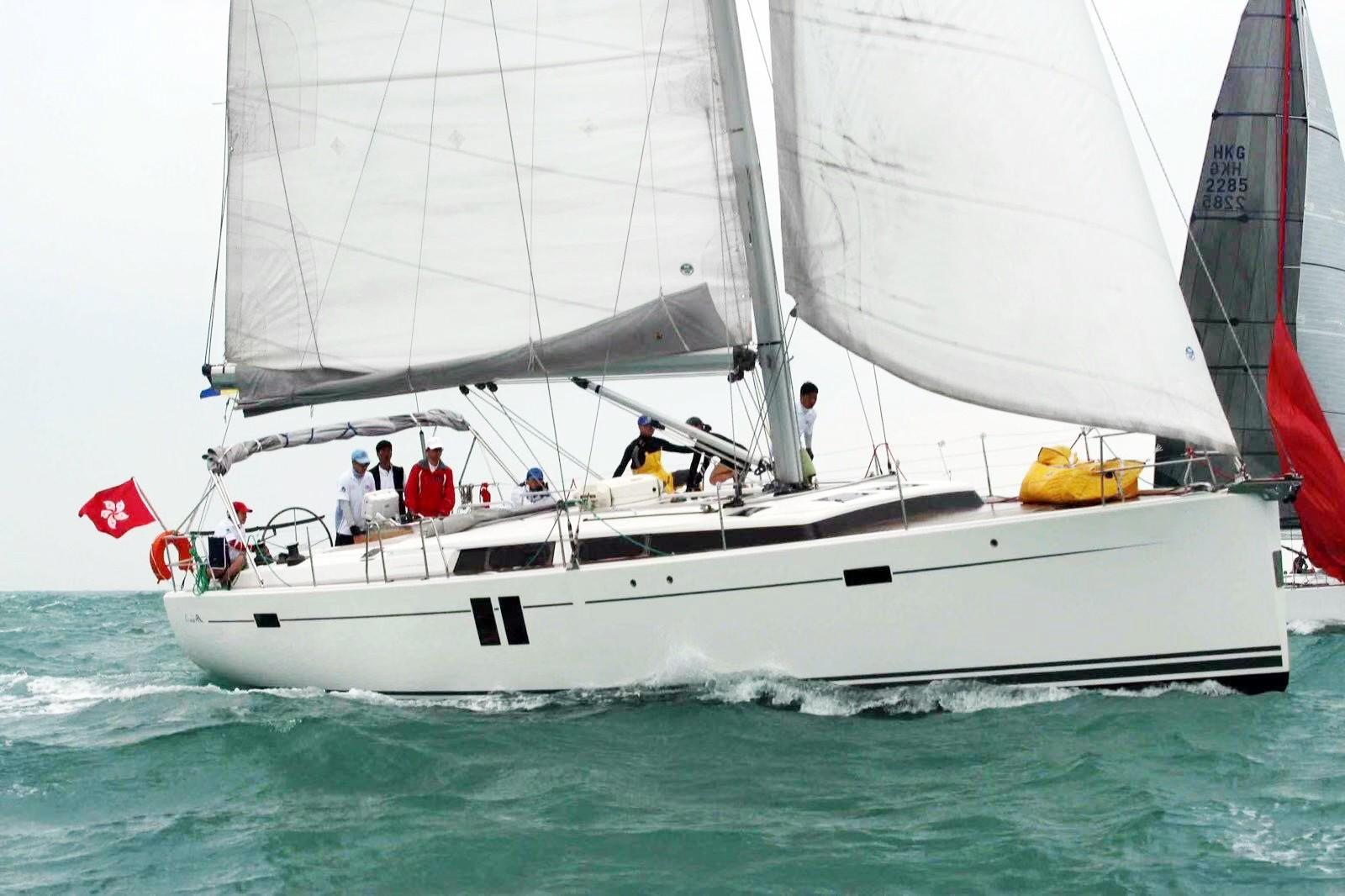 Hanse 495 -- Profile Photo