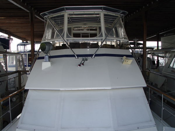 Aft Hard Top With Electronics