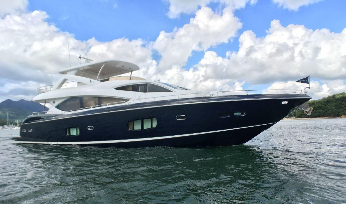 Sunseeker Manhattan 88 Photo