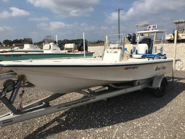 2001 SEA FOX 188 FLATS for sale