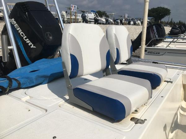 2001 Sea Fox boat for sale, model of the boat is 188 FLATS & Image # 4 of 6