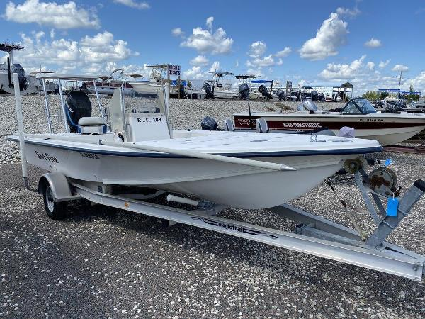 2001 Sea Fox boat for sale, model of the boat is 188 FLATS & Image # 6 of 6