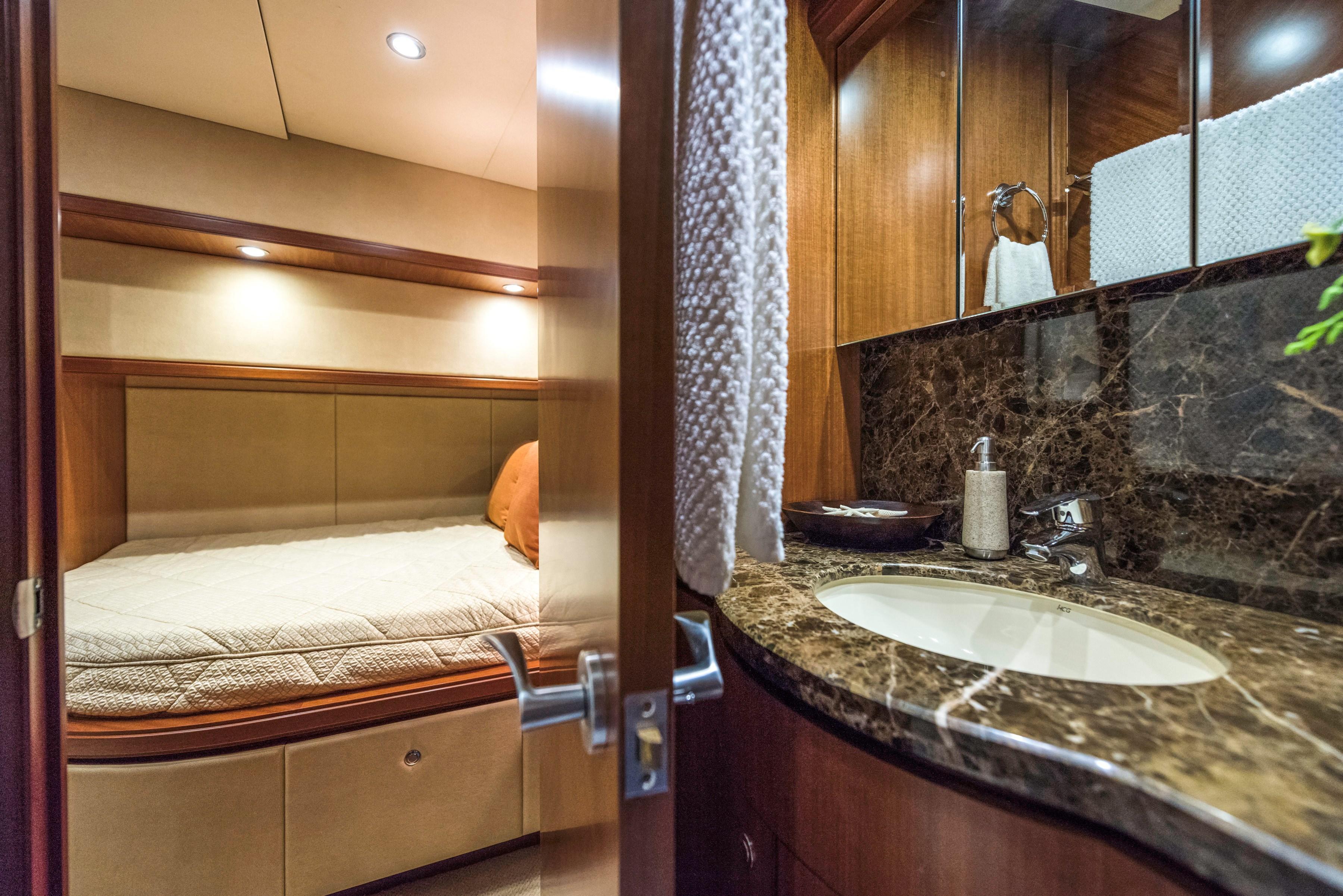 2011 Ocean Alexander 70' Motor Yacht | HMY Yacht Sales
