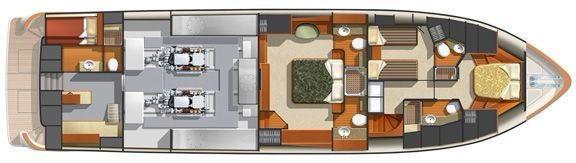 Plan View Lower Deck