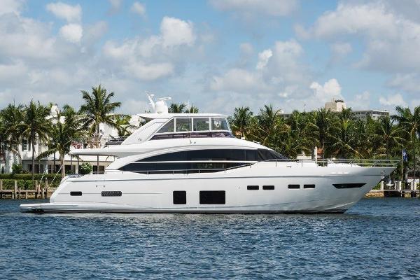 2017 75' Princess 75 Motor Yacht