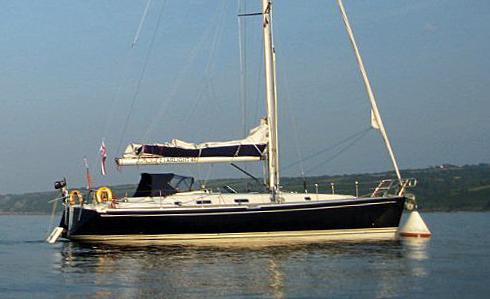 Starlight 46 - deep fin