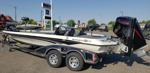 2021 RANGER BOATS Z521L for sale