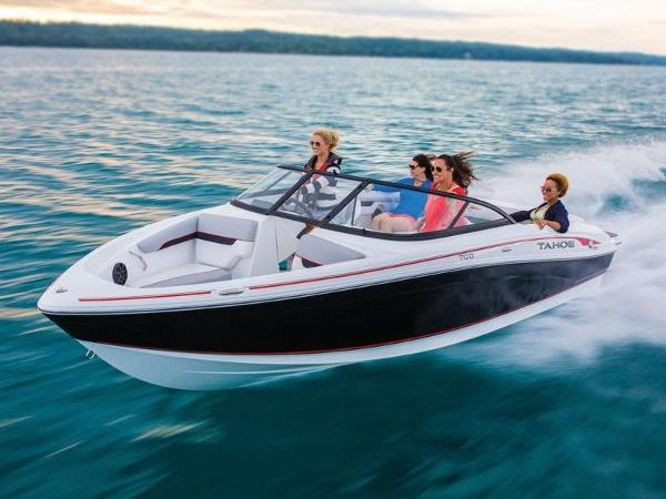 2019 Tahoe boat for sale, model of the boat is 700 & Image # 1 of 1