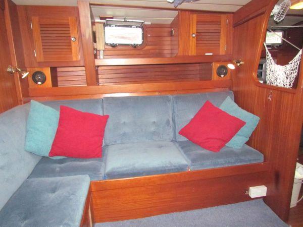 Hallberg-Rassy 49 - FRANGI - Hallberg-Rassy, Fairey boats for sale ...