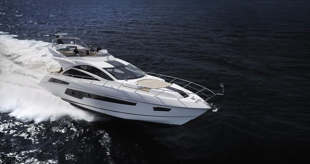 72 ft Sunseeker 68 Sport Yacht
