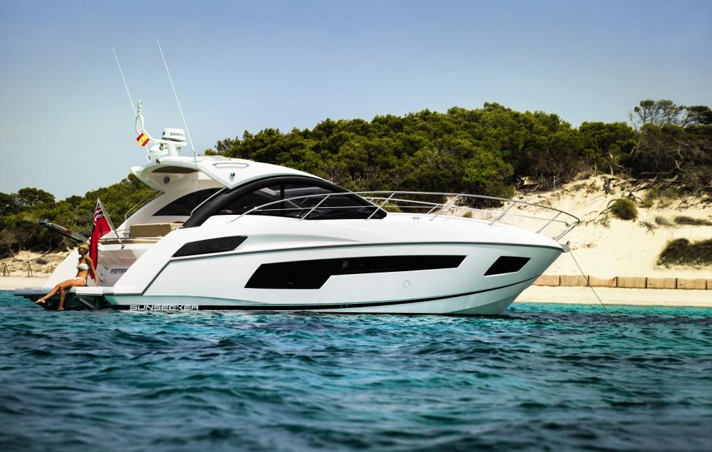 42.39 ft Sunseeker Portofino 40