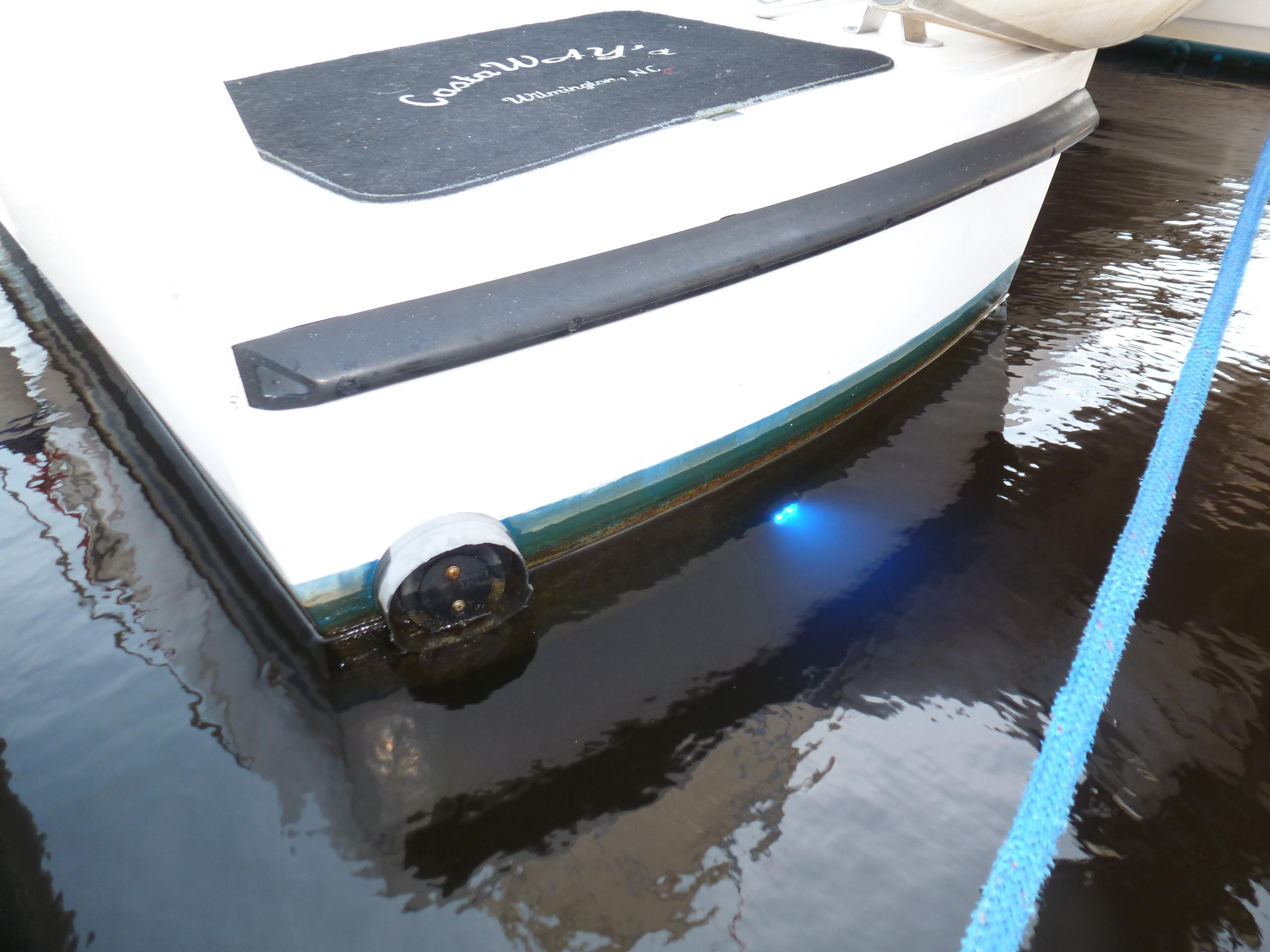 Fountaine Pajot Maryland 37 - Underwater Lights