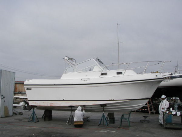 26' Albin Tournament Express