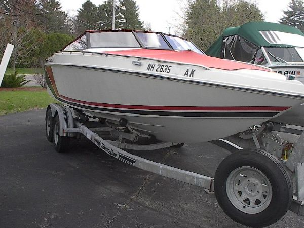 1989 Baha Cruisers 216 For Sale