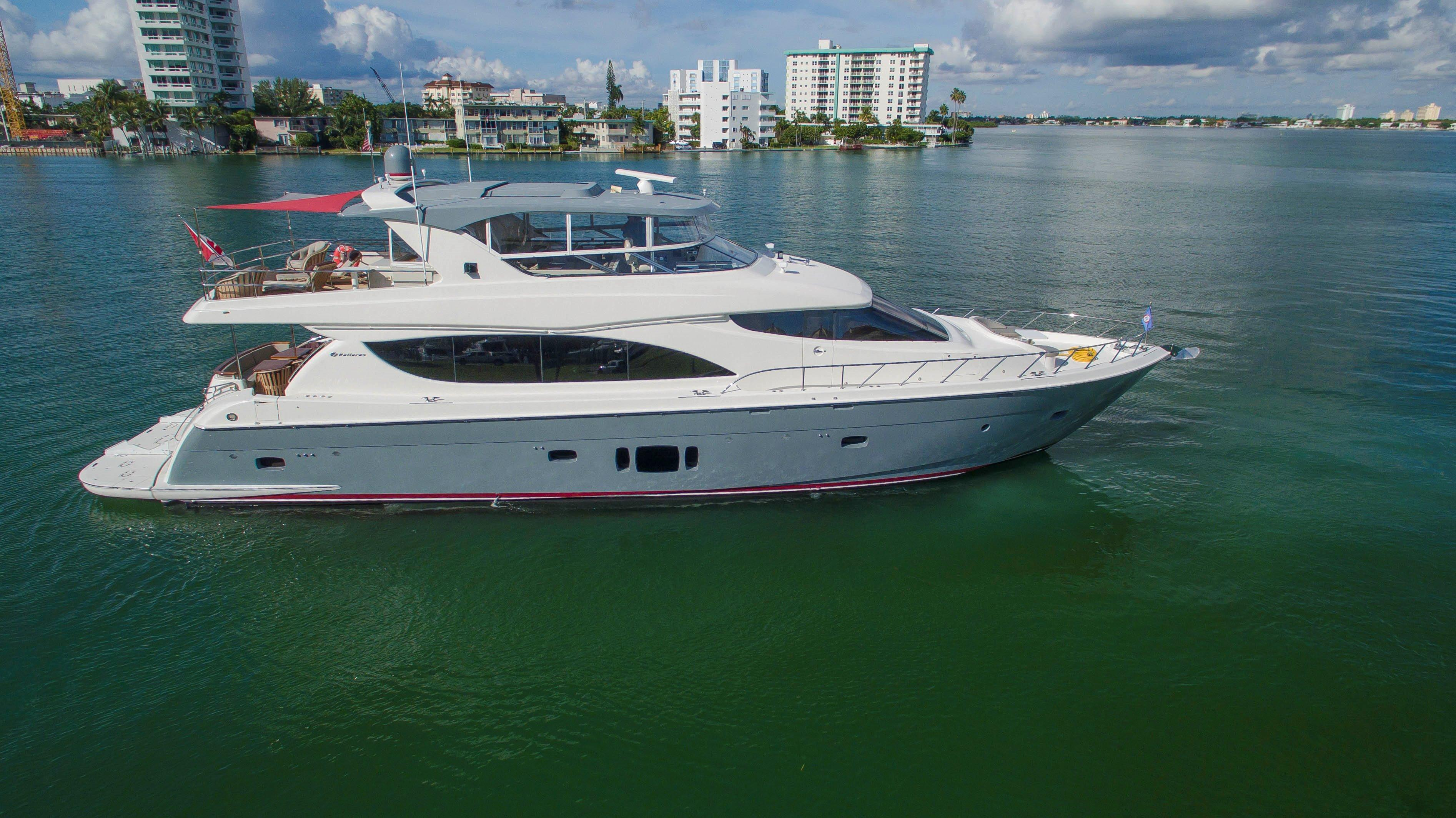 Used hatteras yachts for sale from 71 feet and above for 80 hatteras motor yacht