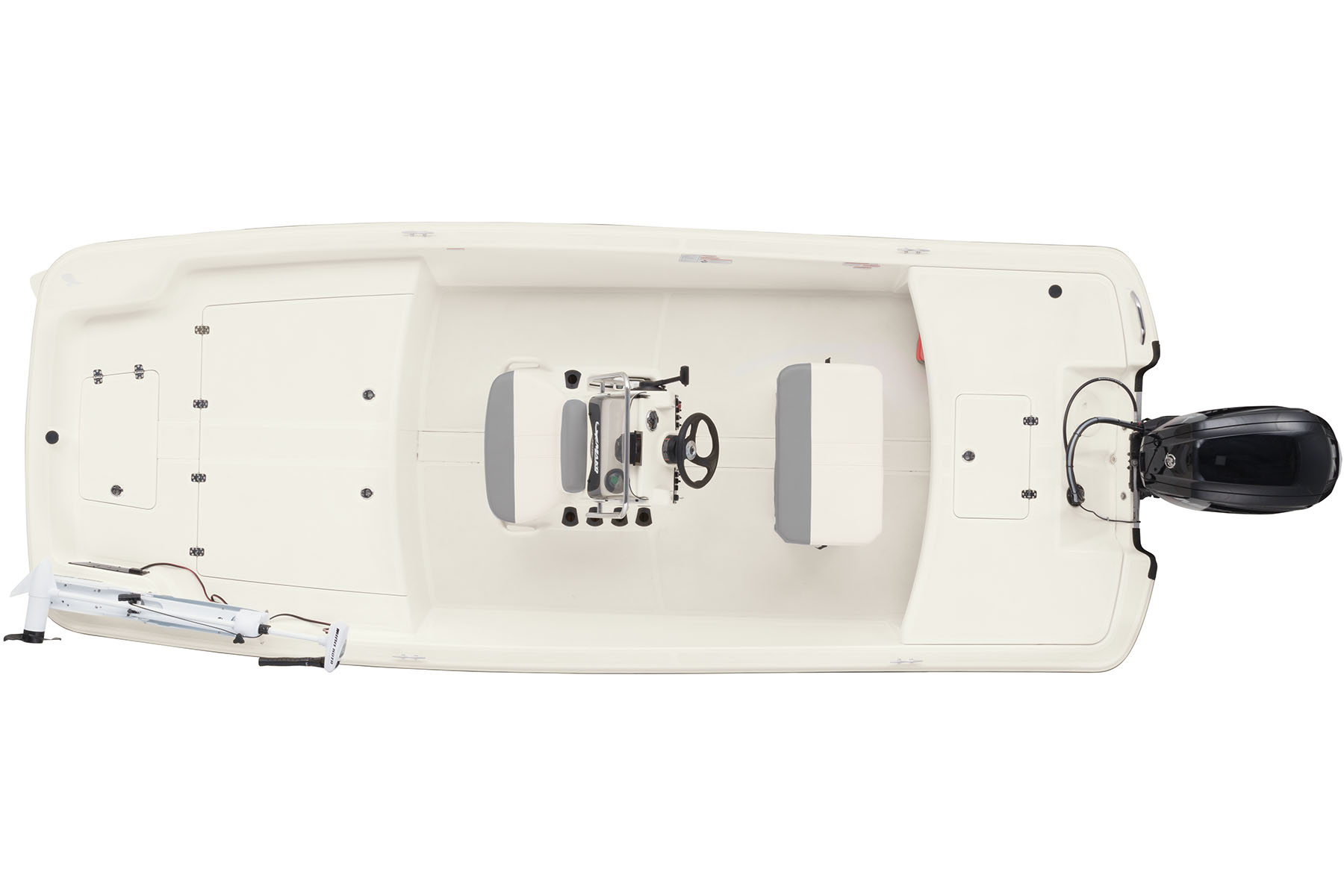 2020 Mako boat for sale, model of the boat is Pro Skiff 17 CC & Image # 8 of 10