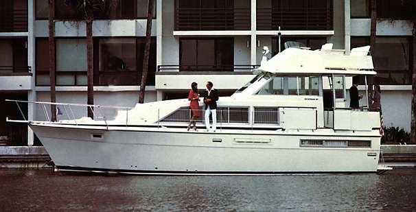 42' Bertram - 42 Motor Yacht