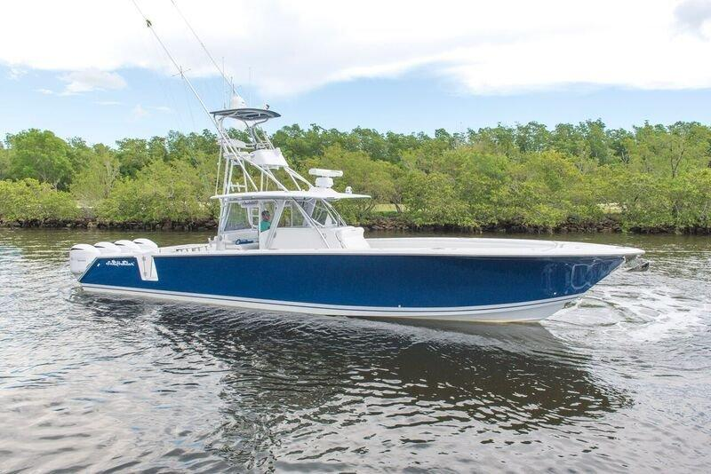 45 Seahunter 2015 For Sale In Dania Beach Florida Us