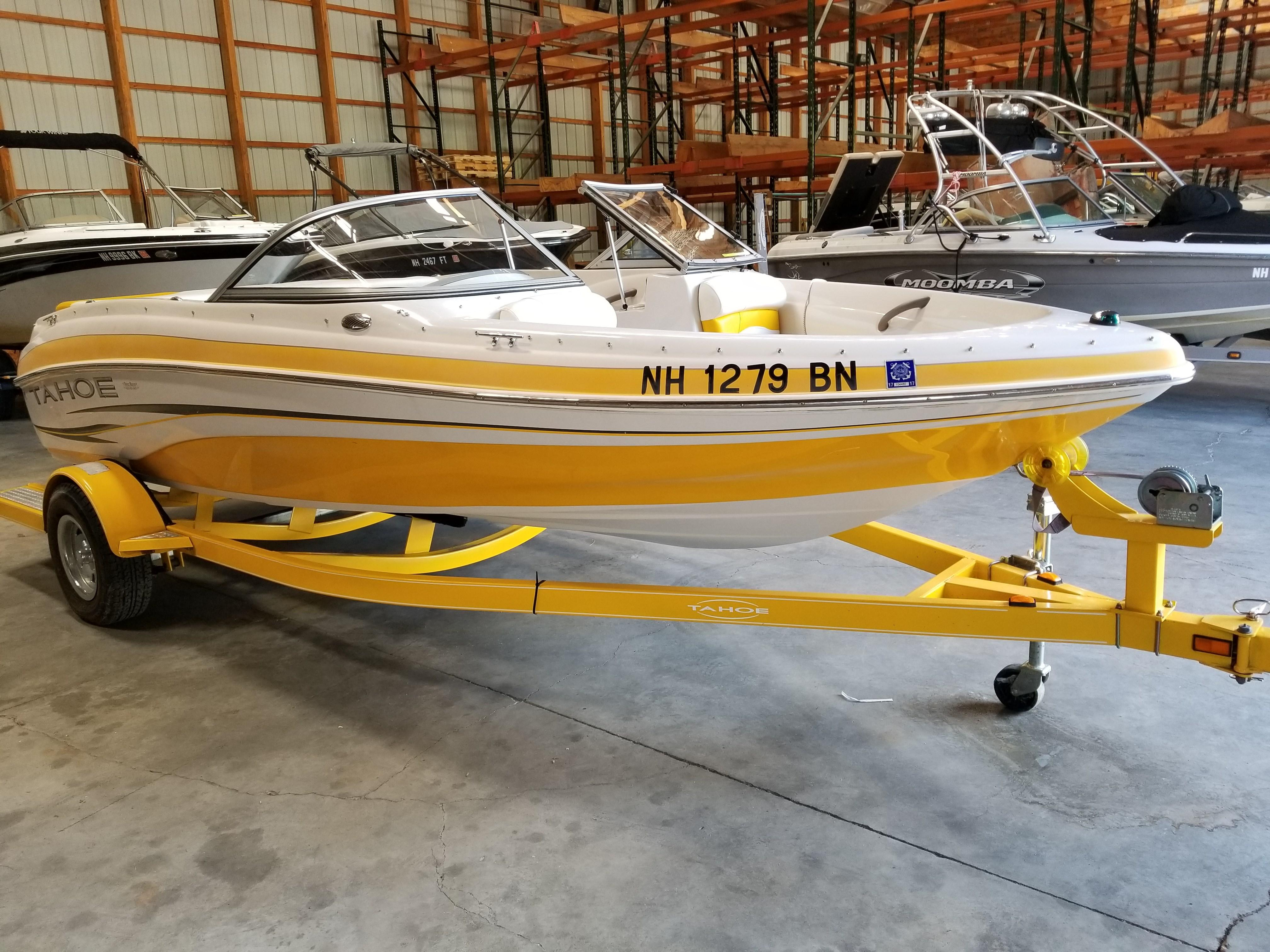 2007 TRACKER BOATS TAHOE Q4 for sale