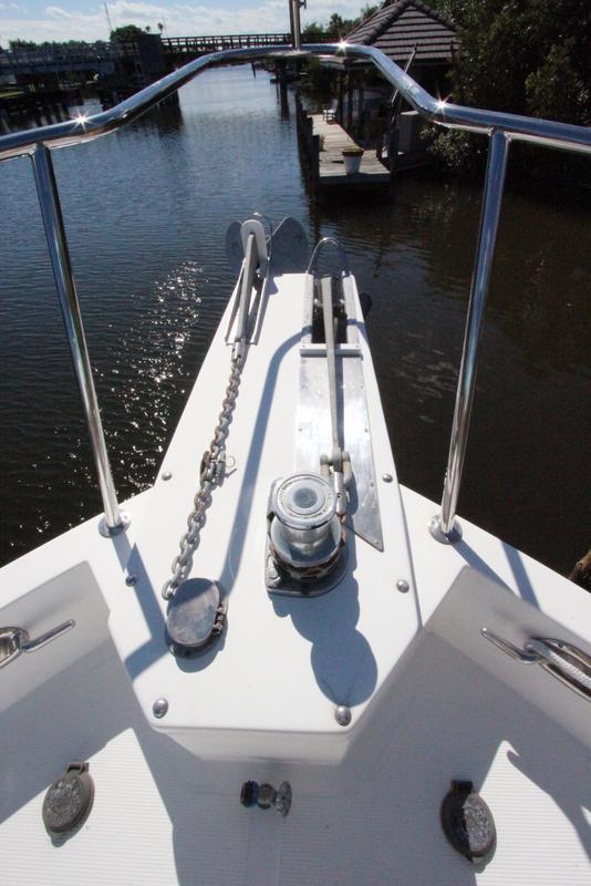 Custom Dual Anchor Pulpit