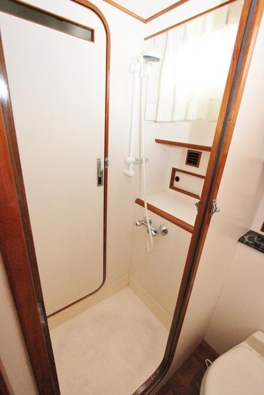 Shower From Guest Head