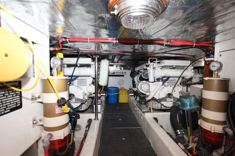 User & Tech Friendly Engine Room
