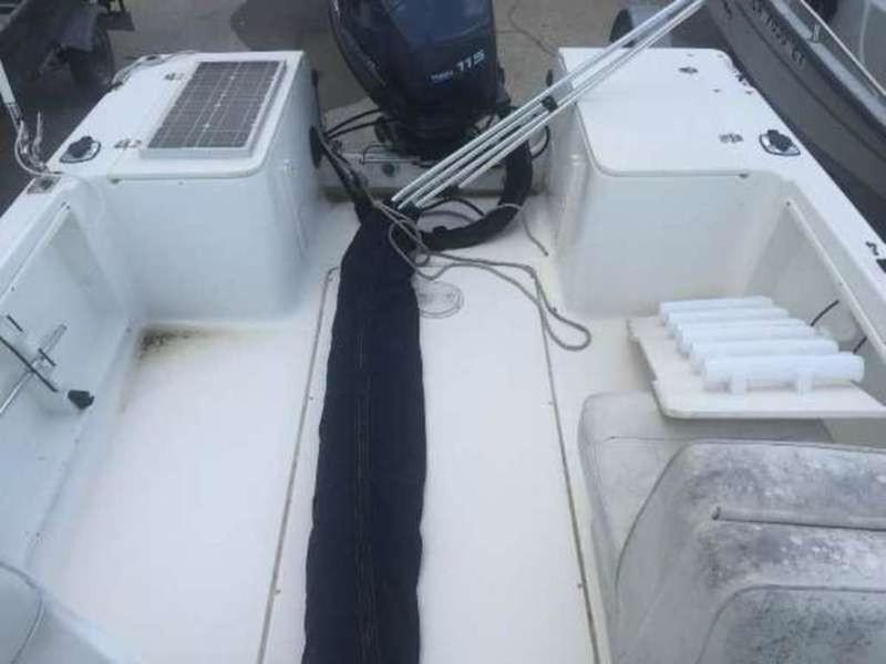 1996 Sunbird boat for sale, model of the boat is Neptune 181 DC & Image # 11 of 27