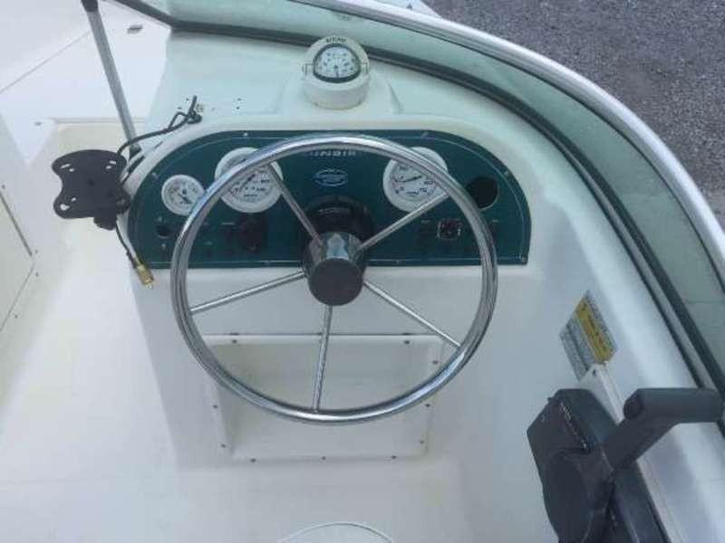1996 Sunbird boat for sale, model of the boat is Neptune 181 DC & Image # 14 of 27