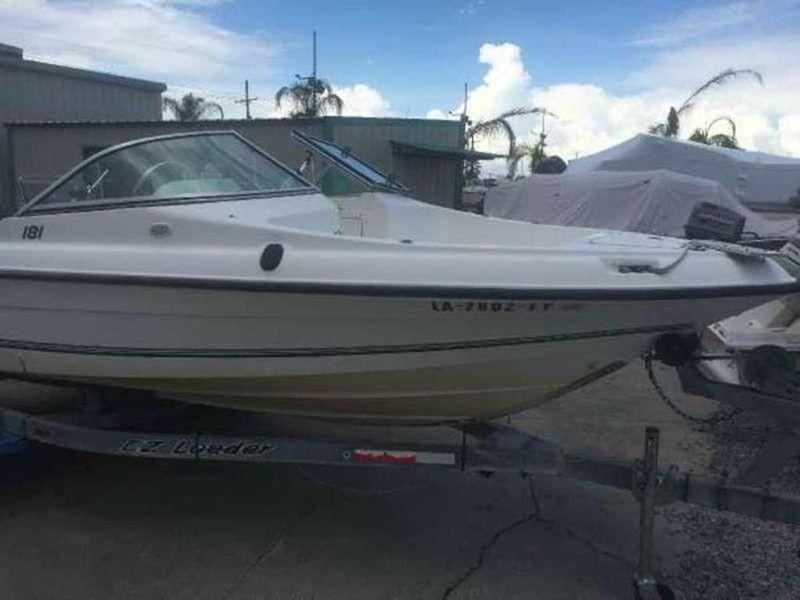 1996 Sunbird boat for sale, model of the boat is Neptune 181 DC & Image # 4 of 27