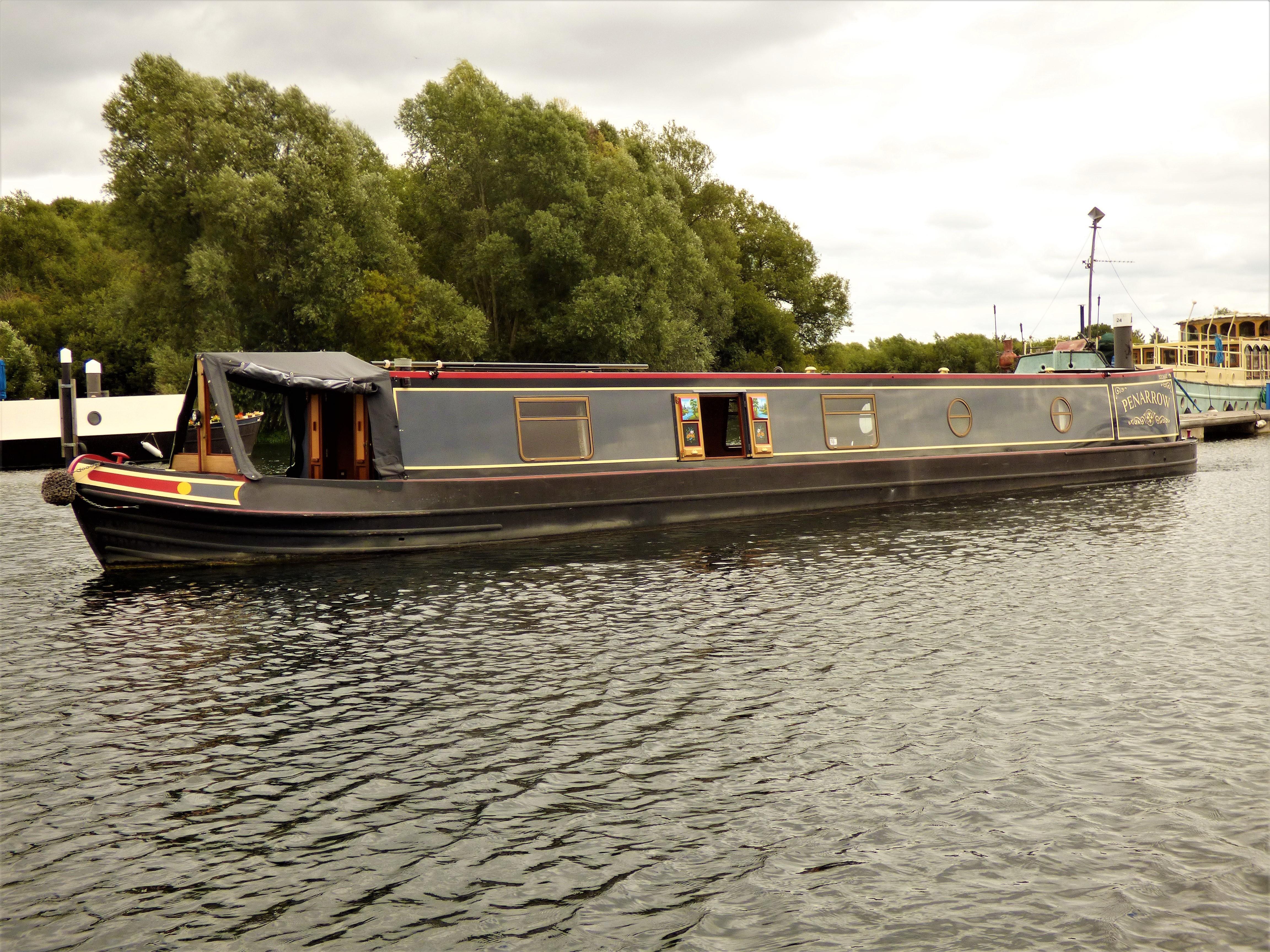 """Kingsground Narrowboat Trad Stern 57'06"""""""