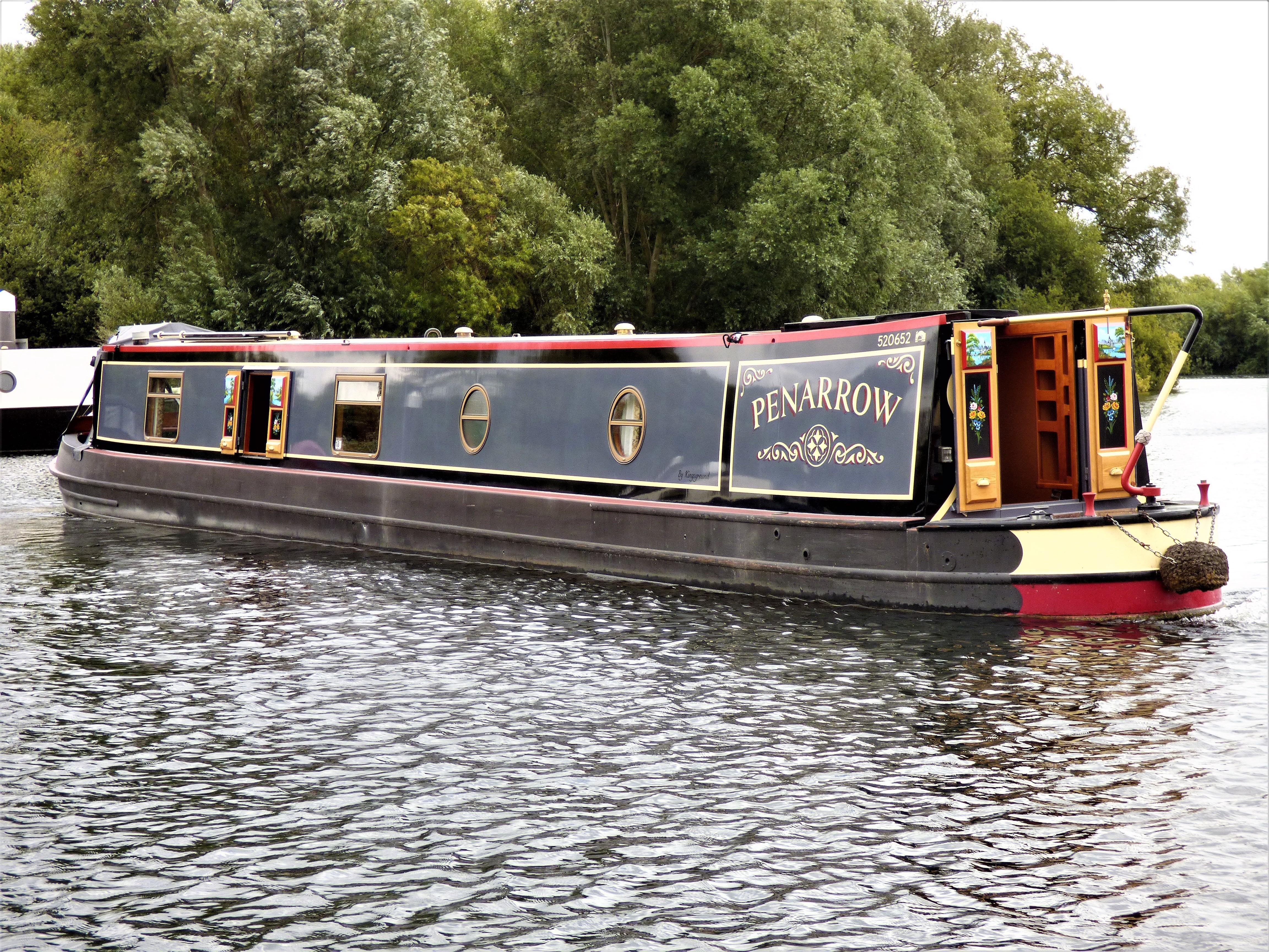 """Narrowboat Kingsground Narrowboats 57'06"""""""