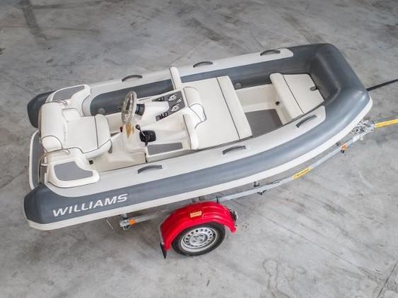 Williams Jet Tenders 325 (De ocasión)
