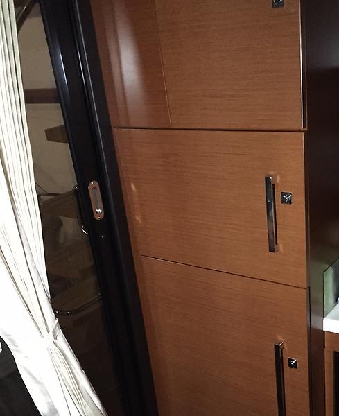 Galley Refrigerator / Freezer