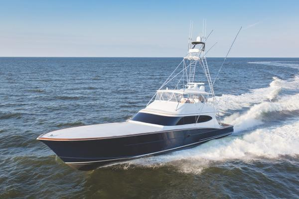 2016 90' Bayliss Sportfish