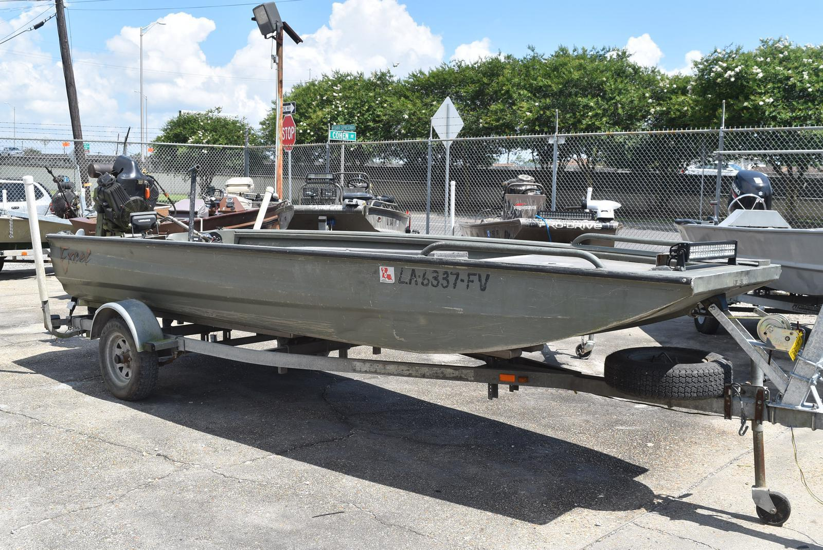 2010 Excel boat for sale, model of the boat is 17 & Image # 1 of 288